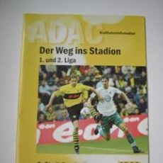 Coleccionismo deportivo: FUSSBALL-BUNDESLIGA-SERVICE 2003/2004. Lote 15940384