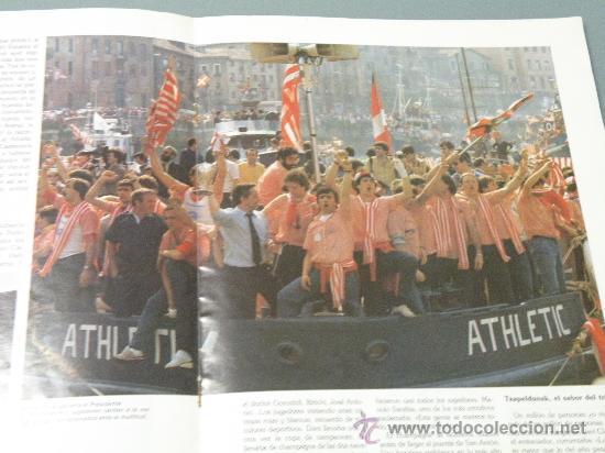 Coleccionismo deportivo: REVISTA ATHLETIC CLUB,NUMERO 1. TEMP 83/84 EL RECIBIMIENTO.BILBAO,CLEMENTE,SARABIA,DANI - Foto 7 - 57488321