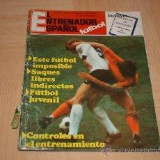 Coleccionismo deportivo: REVISTA EL ENTRENADOR ESPAÑOL Nº 15 ENERO 1983. Lote 16680182