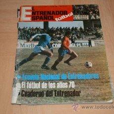 Coleccionismo deportivo: REVISTA EL ENTRENADOR ESPAÑOL Nº 3 ENERO 1980. Lote 16680197