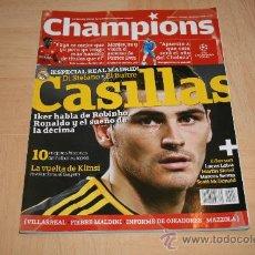 Coleccionismo deportivo: REVISTA CHAMPIONS 2008 Nº 13. Lote 16680203