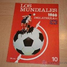 Coleccionismo deportivo: LOS MUNDIALES Nº 10 1981. Lote 16765864