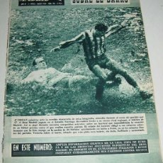 Coleccionismo deportivo: ANTIGUA REVISTA DEL REAL MADRID - FUTBOL - MARZO 1960 - Nº 116 - VICTORIA SOBRE EL BARRO AL ATLETICO. Lote 17155120