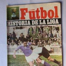 Coleccionismo deportivo: FUTBOL / HISTORIA E LA LIGA Nº 5 / TEMPORADA 1932-1933 / CONTRAPORTADA ATLETICO DE BILBAO /. Lote 17619901