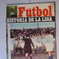 Coleccionismo deportivo: FUTBOL / HISTORIA E LA LIGA Nº 3 / TEMPORADA 1930-1931 / CONTRAPORTADA CELTA DE VIGO /. Lote 23193460