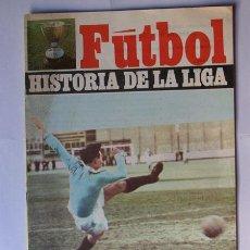 Coleccionismo deportivo: FUTBOL / HISTORIA E LA LIGA Nº 6 / TEMPORADA 1933-1934 / CONTRAPORTADA REAL MADRID /. Lote 17620050