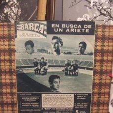 BARÇA - Nº 367 - 6 DICIEMBRE 1962