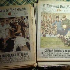 Coleccionismo deportivo: EL DIARIO DEL REAL MADRID. Lote 17901741