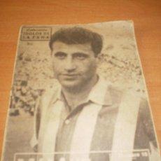COLECCION IDOLOS DE LA FAMA (ESPECIAL PEIRO )NUMERO 10 1965
