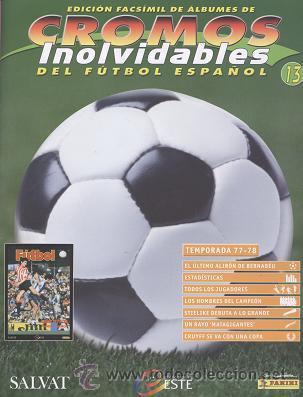 FASCÍCULO DE FÚTBOL RESUMEN TEMPORADA 1977/78 - OFERTAS DOCABO (Coleccionismo Deportivo - Revistas y Periódicos - otros Fútbol)