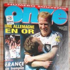 Coleccionismo deportivo: ONZE EUROCOPA 96. Lote 25919565