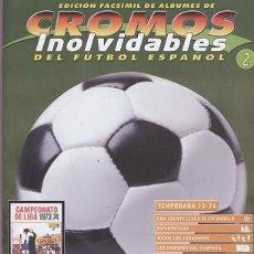 Coleccionismo deportivo: FASCÍCULO DE FÚTBOL RESUMEN TEMPORADA 1973/74 - OFERTAS DOCABO. Lote 19913351