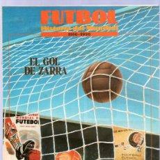 Coleccionismo deportivo: FUTBOL HISTORIA DEL MUNDIAL 1930-1990. EL GOL DE ZARRA. Nº 3.. Lote 22501937