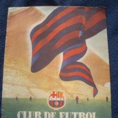Coleccionismo deportivo: CLUB DE FUTBOL BARCELONA INFORMACIÓN Nº 7 AÑO 1955. Lote 23863553