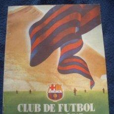 Coleccionismo deportivo: CLUB DE FUTBOL BARCELONA INFORMACIÓN Nº 8 AÑO 1955. Lote 23863607