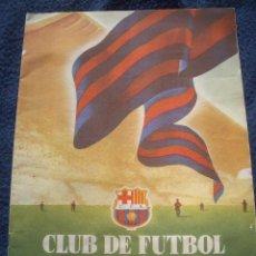 Coleccionismo deportivo: CLUB DE FUTBOL BARCELONA INFORMACIÓN Nº 9 AÑO 1955. Lote 23863632