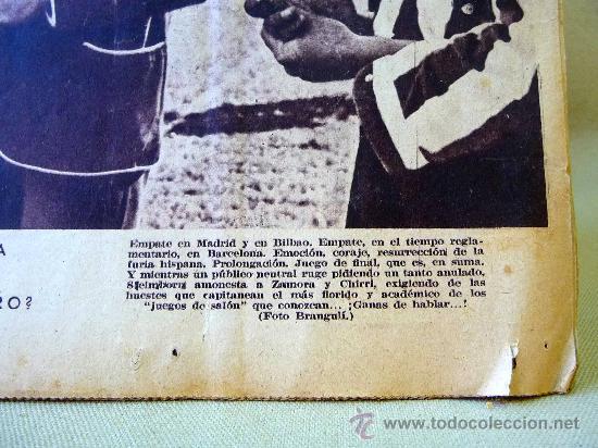 Coleccionismo deportivo: PERIODICO DEPORTIVO CAMPEON, 22 DE ABRIL, 20 CENTIMOS - Foto 2 - 24287085