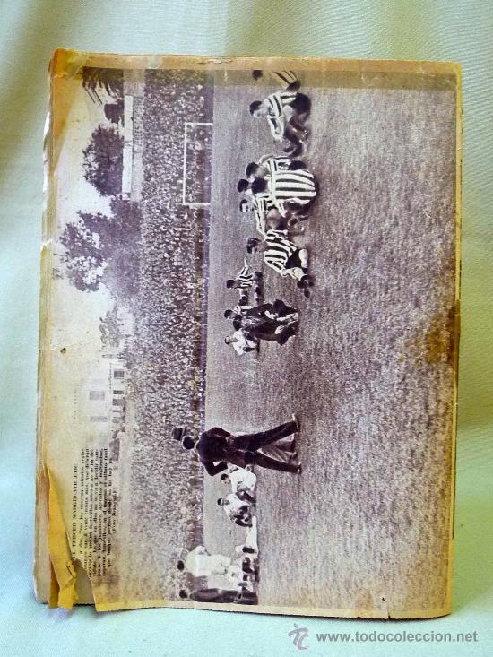 Coleccionismo deportivo: PERIODICO DEPORTIVO CAMPEON, 22 DE ABRIL, 20 CENTIMOS - Foto 4 - 24287085
