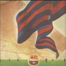 Coleccionismo deportivo: CX-CLUB DE FUTBOL BARCELONA. BARÇA. INFORMACIÓN. Nº 1. MES DE MARZO DE 1954. Lote 24747363