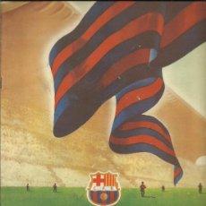 Coleccionismo deportivo: CX-CLUB DE FUTBOL BARCELONA - BARÇA. INFORMACIÓN. Nº 2. MES DE ABRIL DE 1954. Lote 24747405