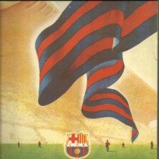 Coleccionismo deportivo: CX-CLUB DE FUTBOL BARCELONA - BARÇA. INFORMACIÓN. Nº 4. MES DE OCTUBRE DE 1954. Lote 24747442