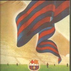 Coleccionismo deportivo: CX-CLUB DE FUTBOL BARCELONA - BARÇA. INFORMACIÓN. Nº 6. MES DE DICIEMBRE DE 1954. Lote 24747476