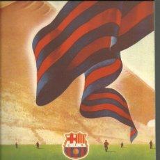 Coleccionismo deportivo: CX-CLUB DE FUTBOL BARCELONA - BARÇA. INFORMACIÓN. Nº 10. MES DE ABRIL DE 1955. Lote 24747493