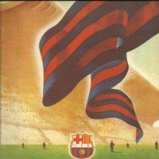 Coleccionismo deportivo: CX-CLUB DE FUTBOL BARCELONA - BARÇA. INFORMACIÓN. Nº 11. MES DE MAYO DE 1955. Lote 24747518