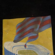 Coleccionismo deportivo: CLUB FUTBOL BARCELONA FCB. REVISTA INFORMACION 14 AÑO DE 1956. BARÇA. . Lote 24890326