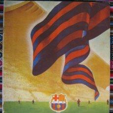 Coleccionismo deportivo: BARÇA FC BARCELONA CF REVISTA DEL FUTBOL CLUB AÑO 1955 HABLA DEL NUEVO ESTADIO N 11 VER FOTOS . Lote 25812259