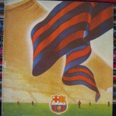 Coleccionismo deportivo: BARÇA FC BARCELONA CF REVISTA DEL FUTBOL CLUB AÑO 1955 HABLA DEL NUEVO ESTADIO N 8 VER FOTOS. Lote 25812389
