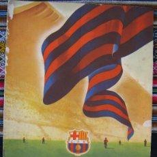 Coleccionismo deportivo: BARÇA FC BARCELONA CF REVISTA DEL FUTBOL CLUB AÑO 1955 HABLA DEL NUEVO ESTADIO N 7 VER FOTOS. Lote 25812429
