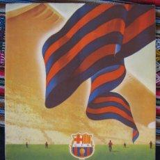 Coleccionismo deportivo: BARÇA FC BARCELONA CF REVISTA DEL FUTBOL CLUB AÑO 1955 HABLA DEL NUEVO ESTADIO N 7 VER FOTOS. Lote 25812900