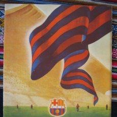 Coleccionismo deportivo: BARÇA FC BARCELONA CF REVISTA DEL FUTBOL CLUB AÑO 1955 HABLA DEL NUEVO ESTADIO N 11 VER FOTOS. Lote 25813123