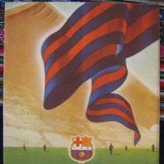 Coleccionismo deportivo: BARÇA FC BARCELONA CF REVISTA DEL FUTBOL CLUB AÑO 1955 HABLA DEL NUEVO ESTADIO N 9 VER FOTOS. Lote 25813219