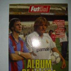 Coleccionismo deportivo: REVISTA FUTGOL EXTRALIGA 88-89 EXTRA LIGA. Lote 26258192