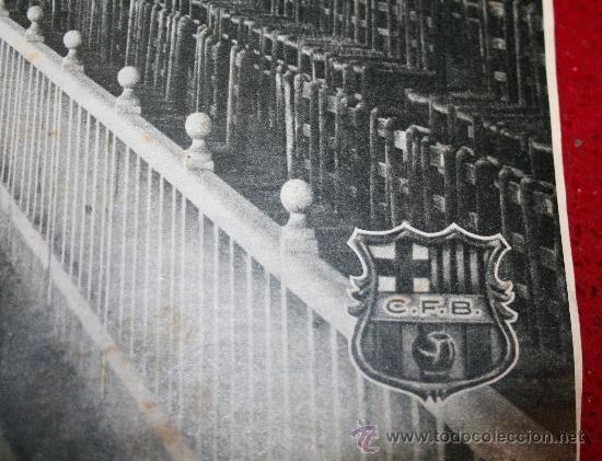 Coleccionismo deportivo: CLUB DE FUTBOL BARCELONA - BOLETIN OFICIAL - AÑO II - Nº 14 - ABRIL 1963 - CAMPO LAS CORTS TRIBUNA - Foto 2 - 26372059