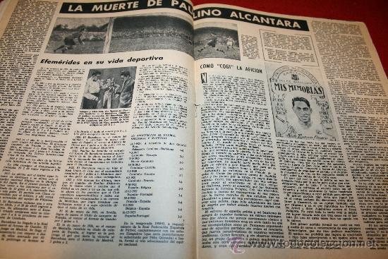 Coleccionismo deportivo: CLUB DE FUTBOL BARCELONA - BOLETIN OFICIAL - AÑO III - Nº 22 - FEBRERO 1964 - PAULINO ALCANTARA - Foto 8 - 26372448