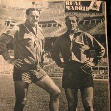 Coleccionismo deportivo: REVISTA REAL MADRID 86 SEPTIEMBRE 1957 IPIÑA. Lote 26755393