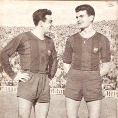 Coleccionismo deportivo - REVISTA DEPORTIVA DICEN Nº 223 VERGES Y GENSANA F.C BARCELONA - 27655108