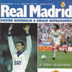 Coleccionismo deportivo: REVISTA REAL MADRID Nº 69. Lote 28502798