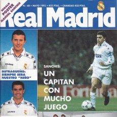 Coleccionismo deportivo: REVISTA REAL MADRID Nº 68. Lote 28502801