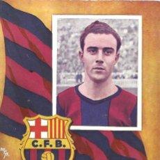 Coleccionismo deportivo: PROGRAMA OFICIAL F.C BARCELONA 6 MARZO 1954 PARTIDO BARCELONA - ATH BILBAO. Lote 28521776