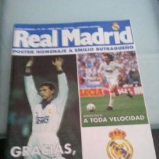 Coleccionismo deportivo: REVISTA REAL MADRID Nº69. Lote 214399408