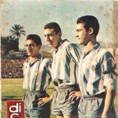 Coleccionismo deportivo: REVISTA DEPORTIVA DICEN Nº 330 7 MARZO 1959. Lote 29213320