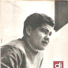Coleccionismo deportivo: REVISTA DEPORTIVA DICEN Nº 260 19 OCTUBRE 1957. Lote 29213445