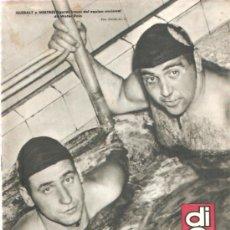Coleccionismo deportivo: REVISTA DEPORTIVA DICEN Nº 250 10 AGOSTO 1957. Lote 29213465
