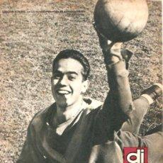 Coleccionismo deportivo: REVISTA DEPORTIVA DICEN Nº 267 7 DICIEMBRE 1957. Lote 29213638
