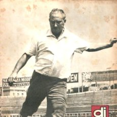 Coleccionismo deportivo: REVISTA DEPORTIVA DICEN Nº 266 30 NOVIEMBRE 1957. Lote 29213653