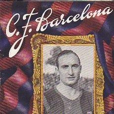 Collectionnisme sportif: PROGRAMA OFICIAL C.F. BARCELONA 12-6-1949 PARTIDO BARCELONA - OPORTO. Lote 47939455